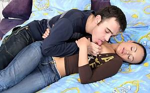 Girls Tit Sucking Porn Pictures
